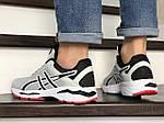 Мужские кроссовки Asics GT1000 (светло-серые) 8960, фото 3