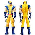 Фигурка Супер героя Росомаха 30см, Марвел Мстители \ Wolverine Marvel Avengers свет\звук., фото 4