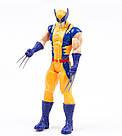 Фигурка Супер героя Росомаха 30см, Марвел Мстители \ Wolverine Marvel Avengers свет\звук., фото 3