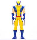 Фигурка Супер героя Росомаха 30см, Марвел Мстители \ Wolverine Marvel Avengers свет\звук., фото 2