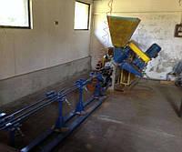 Пресс для изготовления топливных брикетов , фото 1