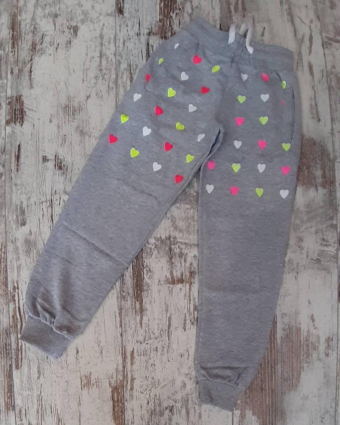 Детские спортивные штаны для девочки р.5-8 лет опт