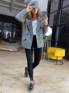 Женский пиджак ЛД-3-0220(228)