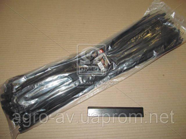 Хомут пластиковый (DK22-7.6х500BK) 7.6х500мм. черный 100шт./уп.