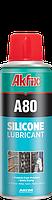 Силиконовая смазка Akfix A80 400 мл.