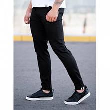 Легкие брюки beZet Chinos Black черный весна-осень XL