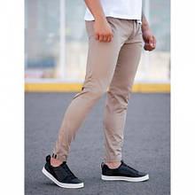 Легкие брюки beZet Chinos latte лате весна-осень M