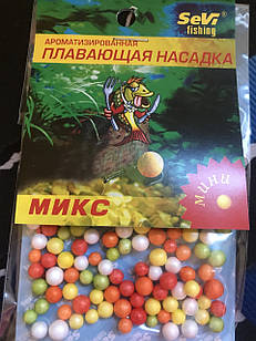 Пенопласт - ароматизированная насадка SEVI ПУФИ МИКС