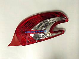 Фонарь задний правый Peugeot 208 '12-15 (Depo)