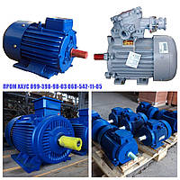 Электродвигатель АИР90L2 3 квт 3000 об/мин