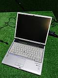 """14.1"""" Intel 2 ядра\ 2 ГБ\ 160 ГБ\ Настроен!  Fujitsu Lifebook s7110, фото 3"""