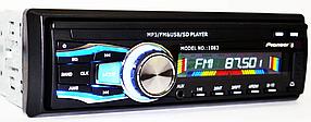 Автомагнітола 1083 зі знімною панеллю