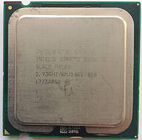 Процессор, Intel Core 2 Extreme qx6800, 4 ядра, 2.93 гГц