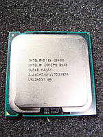 Процессор, Intel Core 2 Quad q9400, 4 ядра, 2.66 гГц