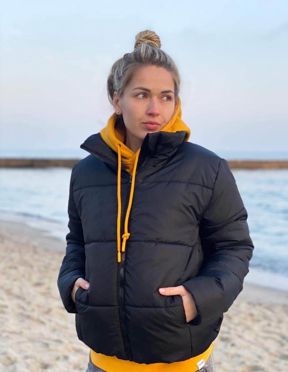 Куртка женская демисезонная весенняя силикон 250 размеры 42-44 44-46  Новинка много цветов