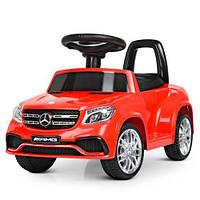 Детский электромобиль, Mercedes, красный (M 4065EBLR-3(2))