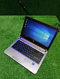 "13.3"" Ультрабук, Intel Skylake Core i3-6100U, DDR4 8GB, Win 10 лиц, HP ProBook 430 G3, АКБ 4-6ч, фото 2"
