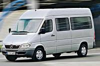 Лобовое стекло Mercedes Sprinter, триплекс