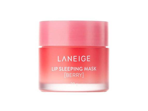 Ночная маска для губ с ягодами LANEIGE Special Care Lip Sleeping Mask Berry, 20 мл, фото 2