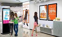 Интерактивная видеовитрина BrightSign для инновационной рекламы в торговых центрах, фото 1
