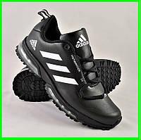 Кроссовки Adidas FastMarathon 2.0 Чёрные Мужские Адидас (размеры: 42,43,44,45,46) Видео Обзор