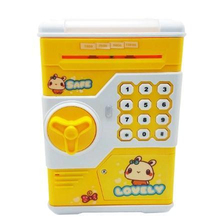 Копилка - сейф password safe lovely детская