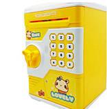 Копилка - сейф password safe lovely детская, фото 2