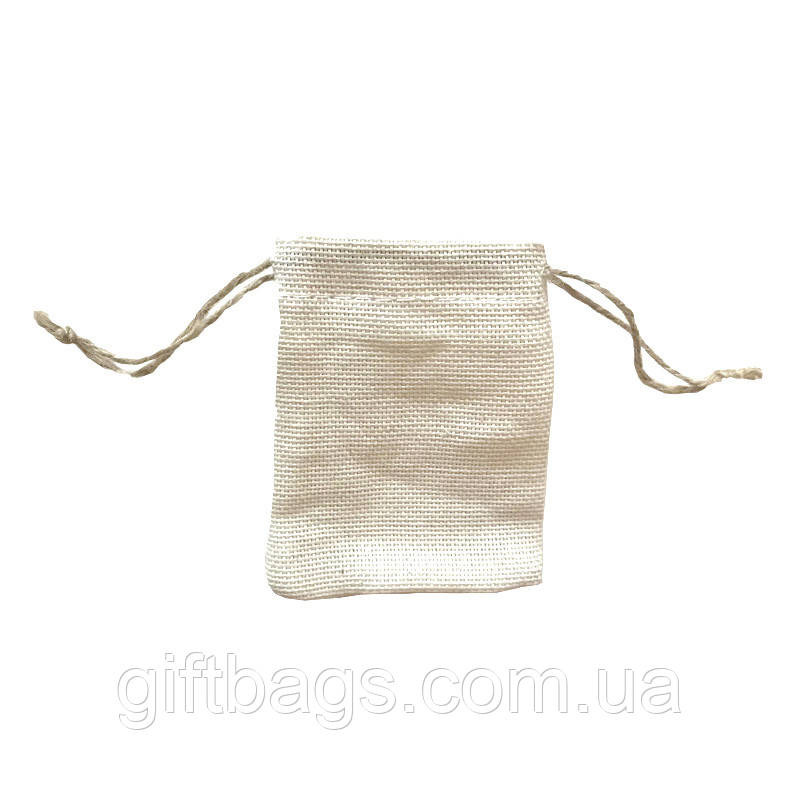 Тканевые мешочки из хлопка (7х9)