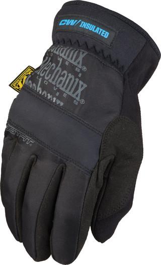 Mechanix FastFit Insulated Gloves Black