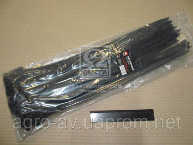 Хомут пластиковый (DK22-9х430BK) 9х430мм. черный 100шт./уп.