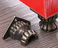 Ножка под  шкатулку 25х35 мм, фото 1