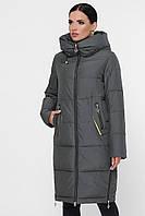 Демисезонная женская куртка, прямого кроя S M L XL 2XL, фото 1