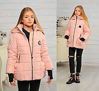 Весенняя курточка детская для девочки от производителя