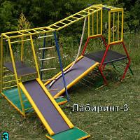Детский спортивный комплекс Трансформер - ЛАБИРИНТ -3