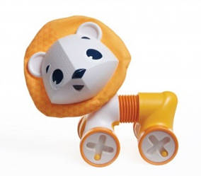 "Іграшка каталка ""Левеня Леонард"" Tiny Love"
