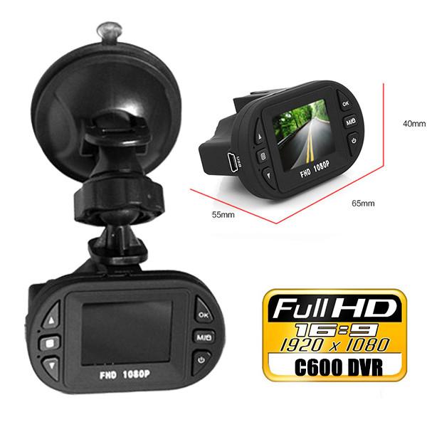 Компактный видеорегистратор DVR-A2 Full HD