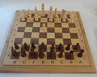 Шахи, шашки. нарди IG-CH-04, фото 1