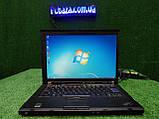 "14.1"" Intel 2 ядра\ 160 ГБ\ web-камера\ Lenovo IBM ThinkPad T61 Полностью настроен!, фото 3"