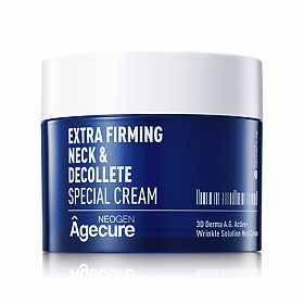 Антивозрастной крем для шеи и декольте Neogen Agecure Extra Firming Neck & Decollete Special Cream 80 мл, фото 2