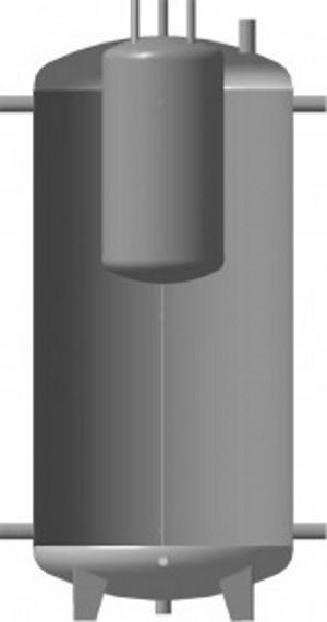 Теплоемкости КНТ EAB со встроенным бойлером