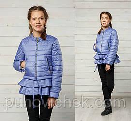 Красивые детские куртки демисезонные для девочек