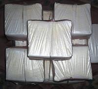 Салфетки белые 24*24 для баров, кафе в эконом-упаковке