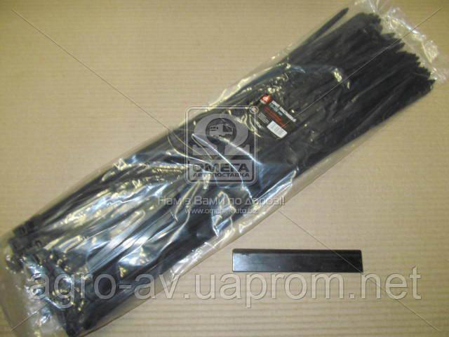 Хомут пластиковый (DK22-9х550BK) 9х550мм. черный 100шт./уп.