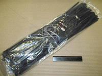 Хомут пластиковый (DK22-9х550BK) 9х550мм. черный 100шт./уп. <ДК>