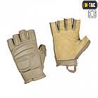 M-Tac рукавички безпалі Assault Tactical mk1. khaki, фото 2