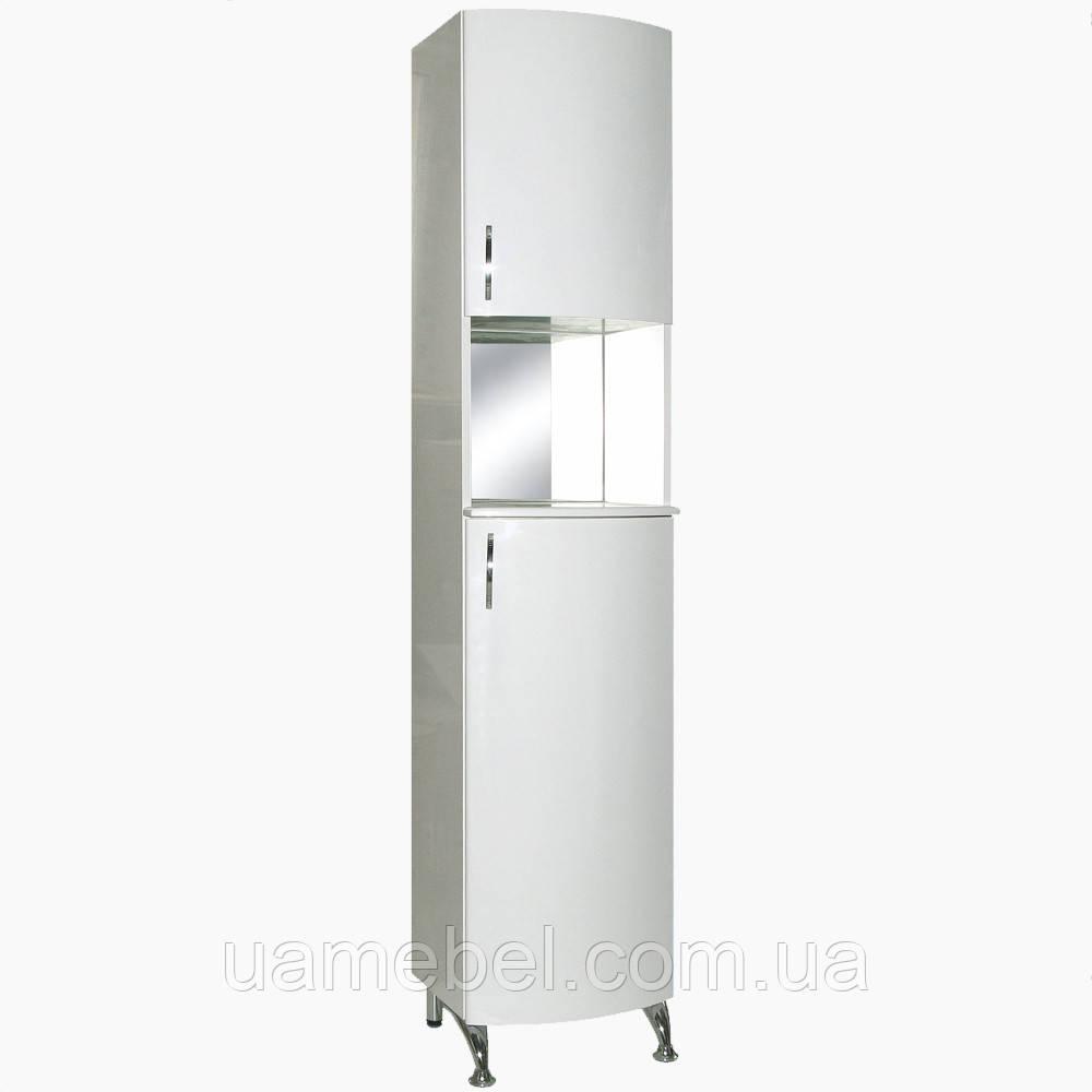 Пенал в ванную П-1 радиус (30-50 см)