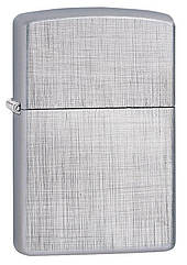 Зажигалка бензиновая Zippo 28181 Linen Weave Lighter