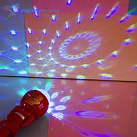 Дитячий світиться мікрофон Залізна Людина, фото 2