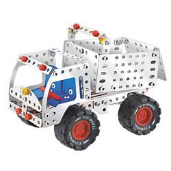 Конструктор металлический грузовик 3113, 194 детали