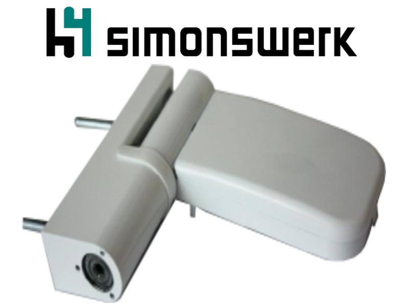 Петля дверная Simonswerk Siku 3135 белая
